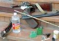 Консервация охотничьего ружья