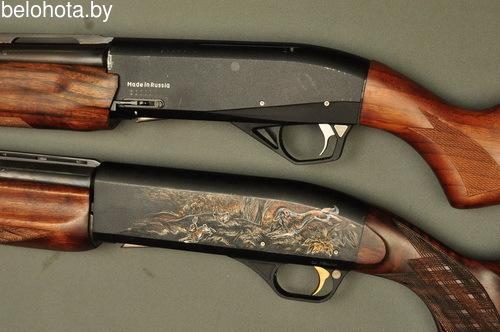 Внешний вид МР-153 и МР-155