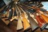 С начала 2014 года в Беларуси изъяли 177 единиц зарегистрированного оружия