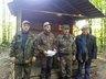 На территории Беловежской пущи прошел чемпионат охотничьих собак по подсадному кабану
