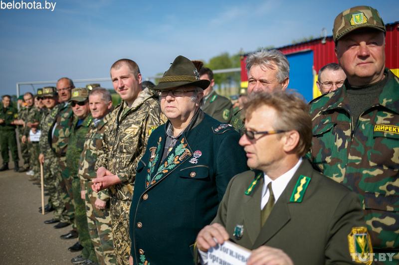 белорусское общество охотников и рыболовов директор