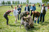 Как охотники отметили 95-летие БООР под Минском
